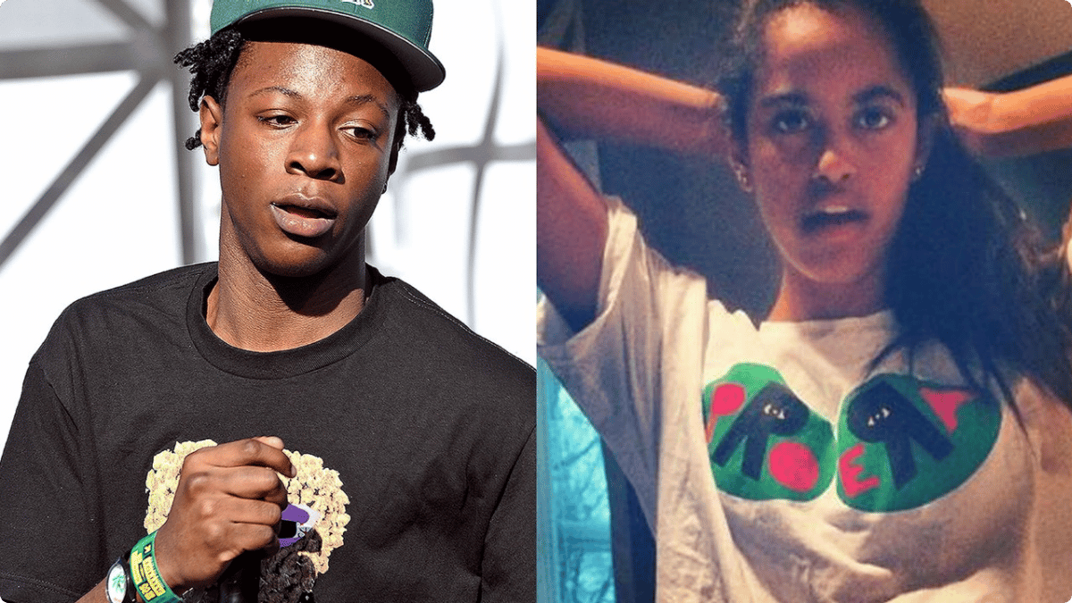 Joey Badass Malia Obama